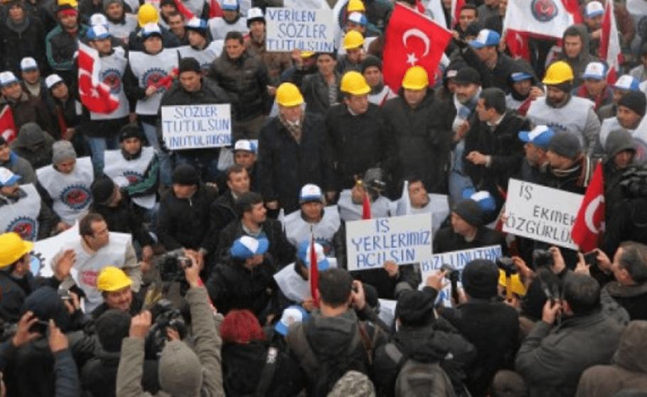 sector de la minería Turquía
