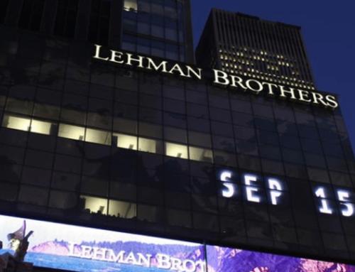 La ultima gran crisis: La quiebra de Lehman Brothers