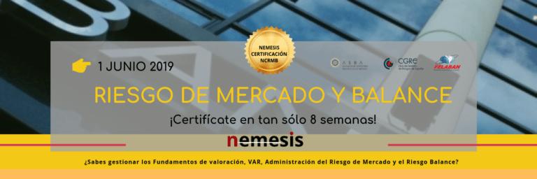 Certificación en Riesgo de Mercado y Balance