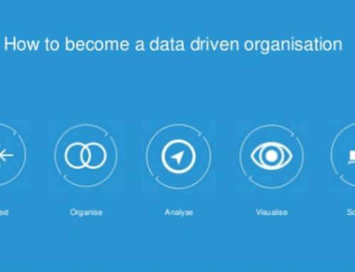 Hacia unas entidades de crédito y seguros Data Driven