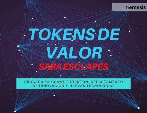 Blockchain Tokens de Valor