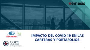 impacto del covid 19 en las carteras o portafolios